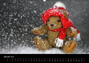 KramBam und seine bärigen Freunde (Wandkalender 2016 DIN A2 quer