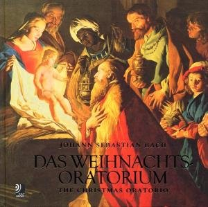 Christmas. Das Weihnachtsoratorium. Inkl. 4 CDs