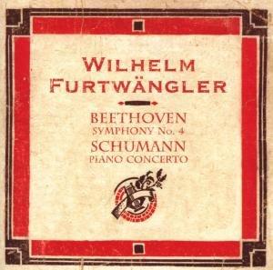 Furtwängler, W: Sinfonie 4/Klavierkonzert