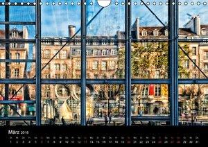 Paris - Impressionen einer Weltstadt / CH-Version (Wandkalender