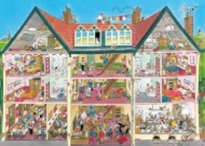Jan van Haasteren - 3in1 Jubiläums-Box 30 Jahre - 3 x 1000 Teile