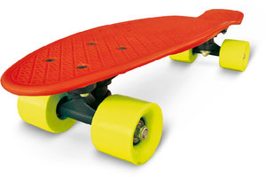 Streetsurfing Fizz Board red/yellow