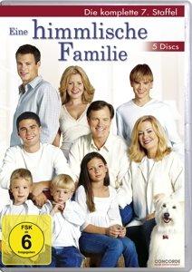 Eine Himmlische Familie- Staffel 7 (5 DVDs)