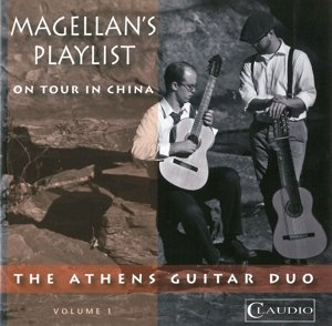 Magellan's Playlist/On Tour in China