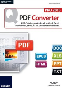 Quick PDF Converter Pro 2015