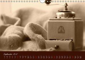 Coffee Consumption Calendar (Wall Calendar 2015 DIN A4 Landscape
