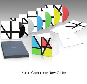Music Complete (Limited 2LP+6x12inch Box Set)