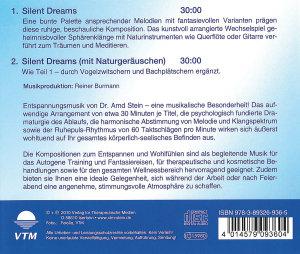 Silent Dreams. CD
