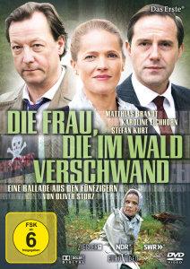 Die Frau,die im Wald verschwand (DVD)