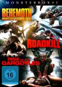 Monsterbox Behemoth-Roadkill-Rise Of The Gargoyles