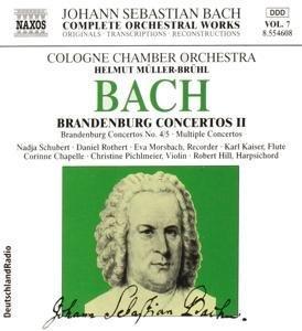 Brandenburg.Konzerte II