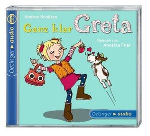 Ganz klar Greta (CD)