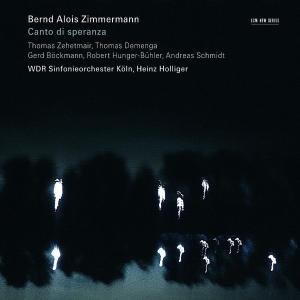 Canto di speranza/Violinkonzert (2008)