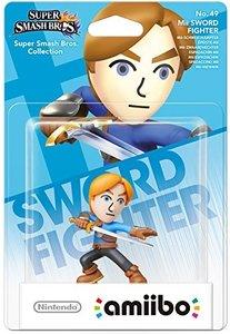 amiibo Super Smash Bros. - Mii-Sword Fighter (Schwertkämpfer) -