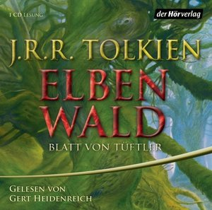 Elbenwald-Blatt von Tüftler