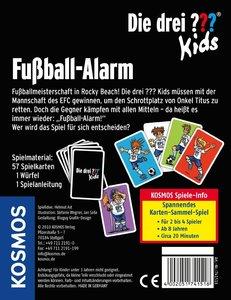 Kartenspiel ??? Kids Fußball-Alarm