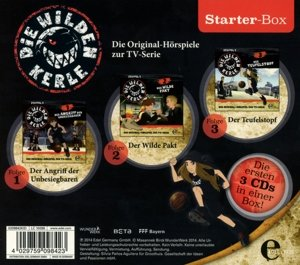 Die wilden Kerle - Starter-Box