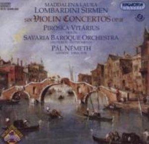 6 Violinkonzerte op.3