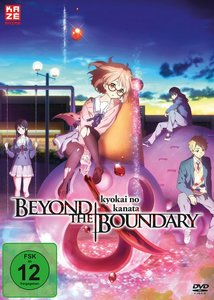Beyond the Boundary - Kyokai no Kanata - DVD 1 + Sammelschuber [
