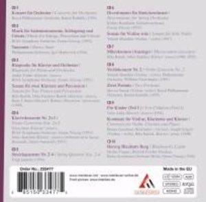 Bela Bartok: Klassiker der Moderne
