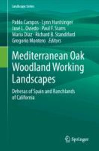 Mediterranean Oak Woodland Working Landscapes