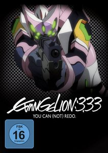 Evangelion 3.33 You Can (Not) Redo (Amaray)