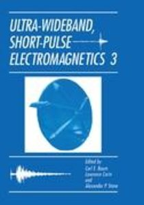 Ultra-Wideband, Short-Pulse Electromagnetics 3