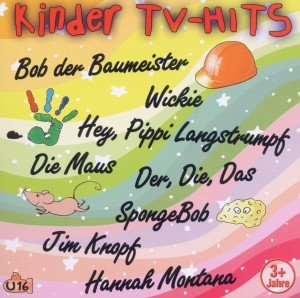 Various: Kinder TV-Hits