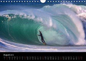 Surfing (Wall Calendar 2015 DIN A4 Landscape)