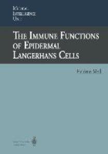 The Immune Functions of Epidermal Langerhans Cells