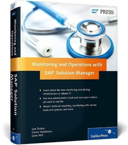 Monitoring and Operations with SAP Solution Manager
