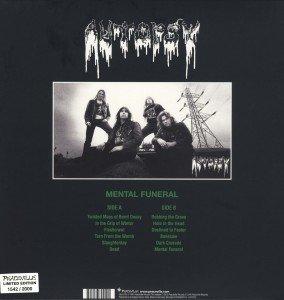 Mental Funeral (180gr.Gatefold)