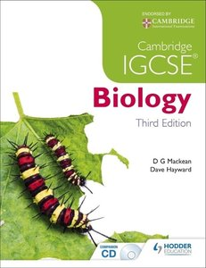 Cambridge IGCSE Biology + CD-ROM
