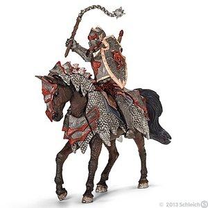 Schleich 70101 - Drachenritter: Drachenritter zu Pferd mit Morge