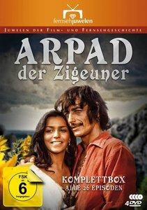 Arpad, der Zigeuner - Komplettbox (Staffeln 1+2) (4 DVDs)