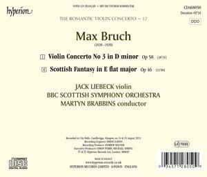 Das Romantische Violinkonzert Vol. 17 - Violinkonzert Nr. 3 in D