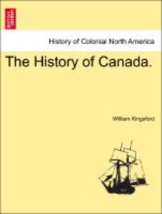 The History of Canada. Vol. VI.