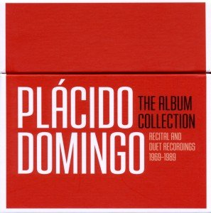 Placido Domingo-Album Collection