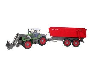 Revell Control 24960 - RC Traktor Farm Tractor Plus mit Trailer,