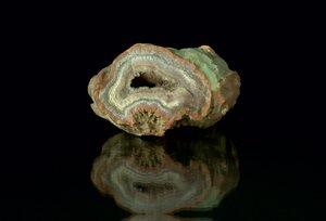 Premium Textil-Leinwand 90 cm x 60 cm quer Achat Druse - Mineral
