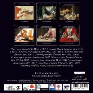 Concerts Avec Plusieurs Instruments Vol.1-6 - zum Schließen ins Bild klicken