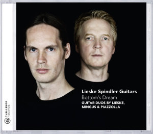 Bottom's Dream-Guitar duos by Lieske,Mingus & P
