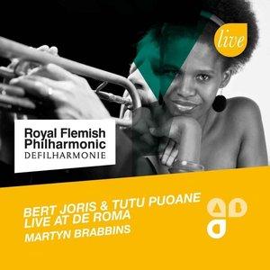 Bert Joris & Tutu Puoane Live at De Roma