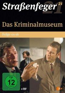 Straßenfeger 21 - Das Kriminalmuseum I