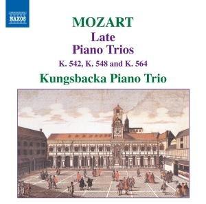 Klaviertrios K.542,548+564
