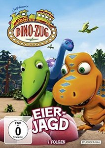 Dino-Zug - Eierjagd