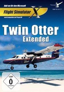Flight Simulator X - Twin Otter Extended