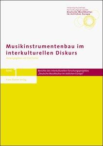 """Berichte des interkulturellen Forschungsprojekts """"Deutsche Musik"""