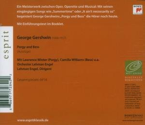 Esprit/Porgy and Bess (Highlights)