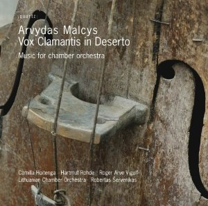 Vox Clamantis In Deserto/concerto For Clarinet/...